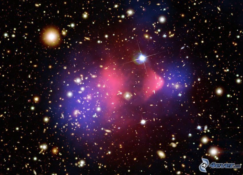 csillagok, galaxisok