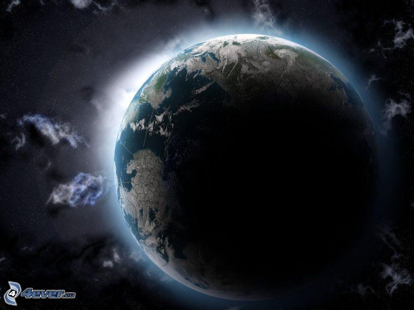 Föld, csillagok