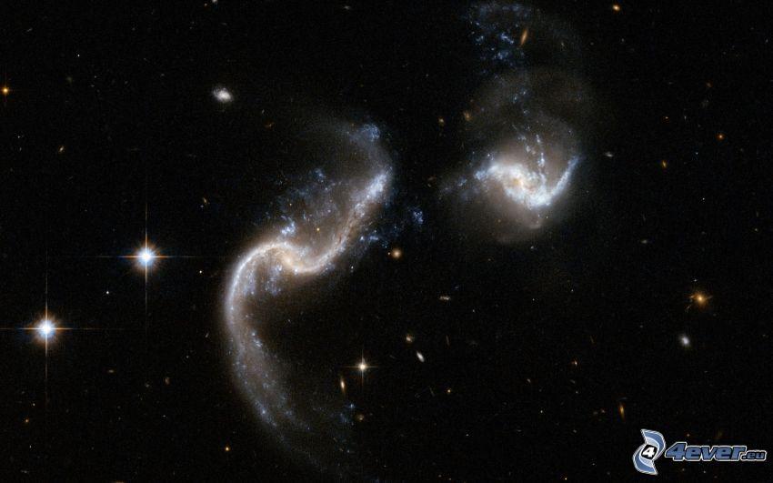 galaxisok, csillagok