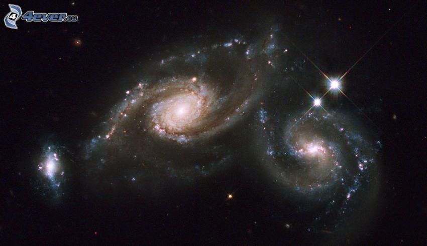 galaxisok, spirálgalaxis