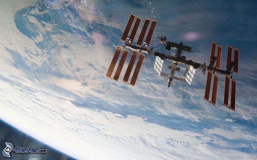 Nemzetközi Űrállomás (ISS), Föld