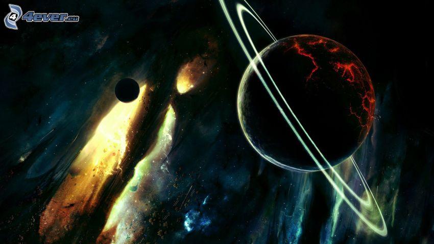 Saturn, bolygó