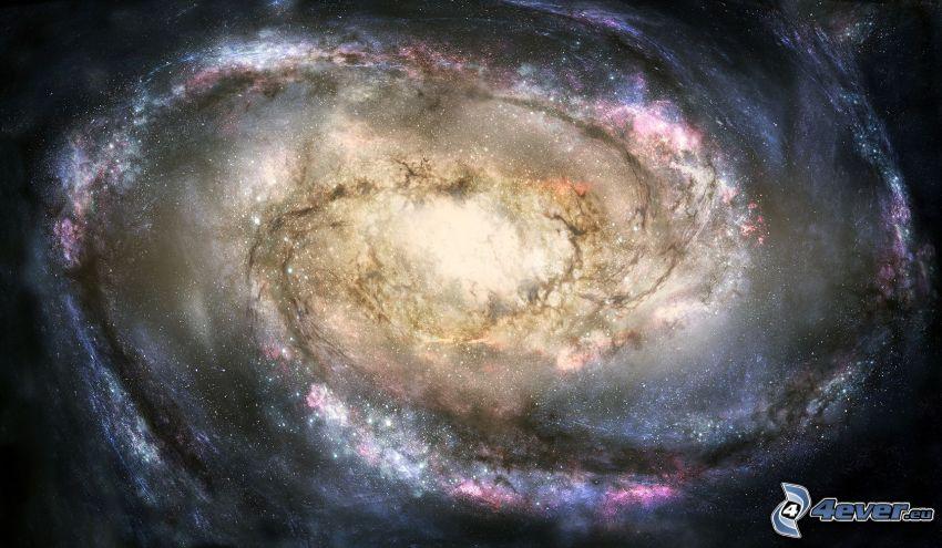 spirálgalaxis