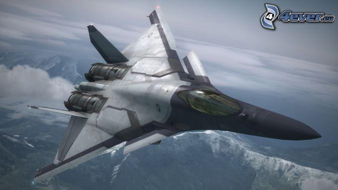 Ace Combat 6, myśliwiec