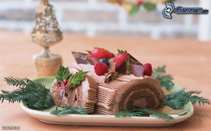 rolada ciasto