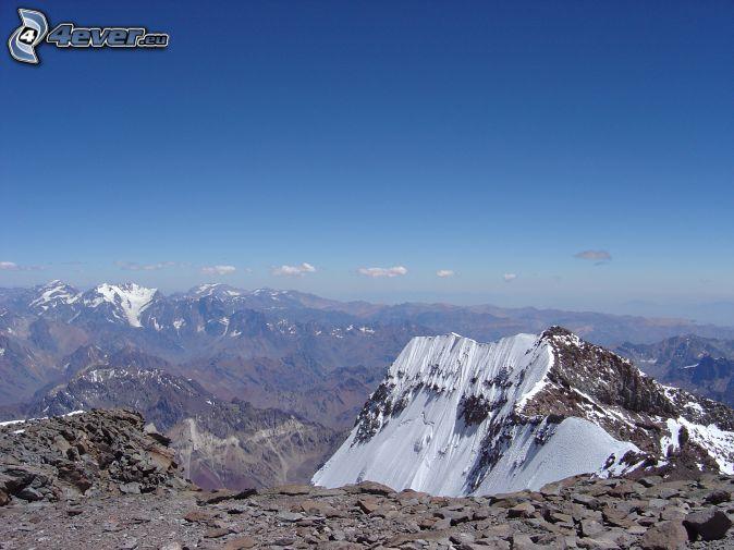 Aconcagua : Climbing, Hiking & Mountaineering : SummitPost