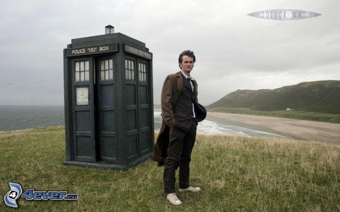 Будка доктора кто