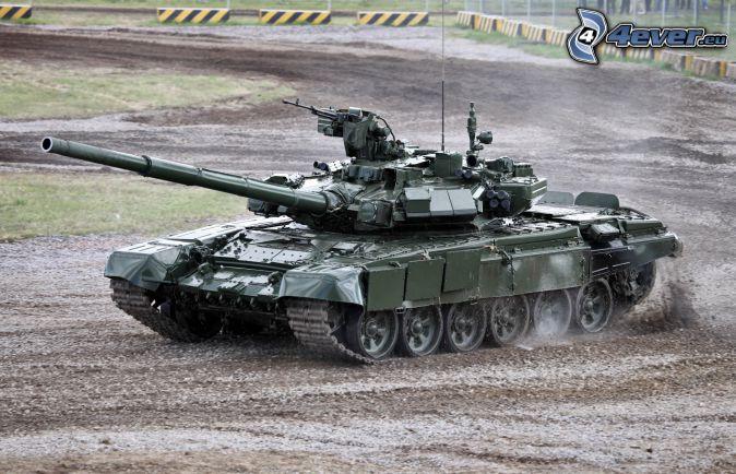 T-90, czołg