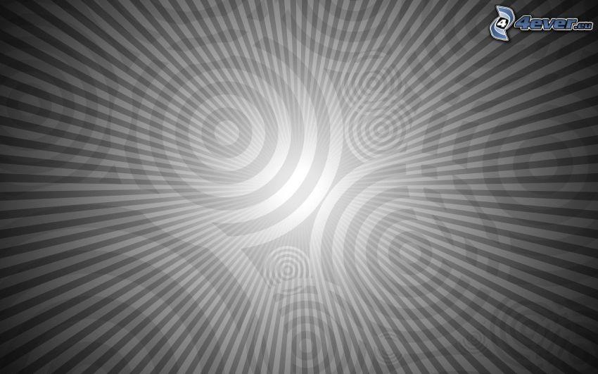 abstrakcyjne koła