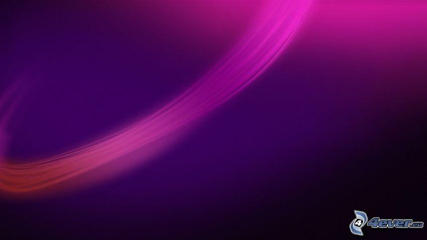 fioletowe linie, fioletowe tło