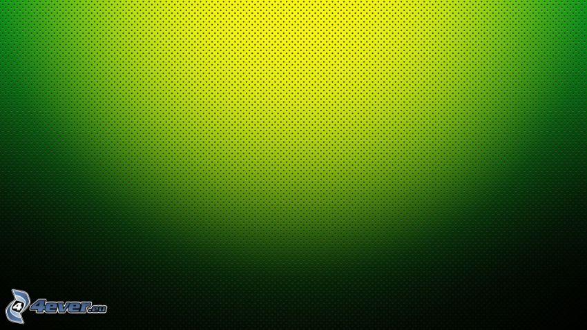 zielone tło