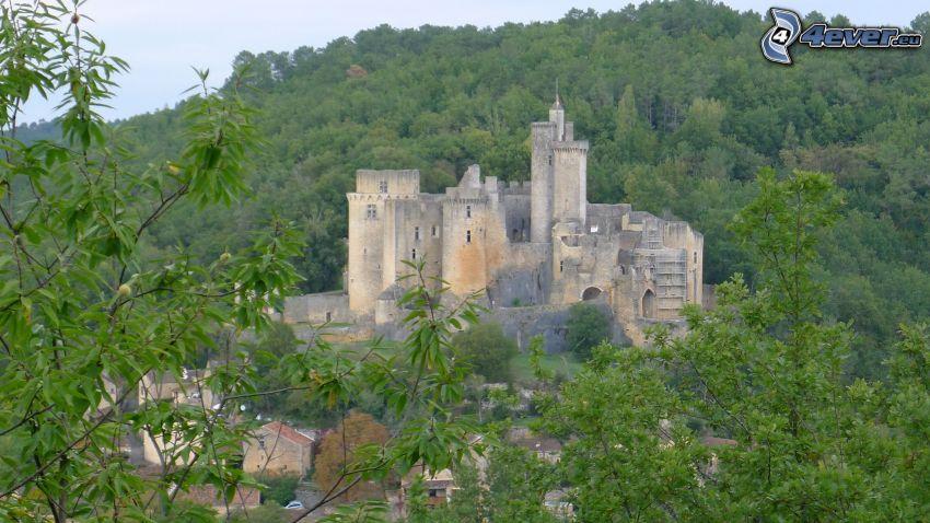 château de Bonaguil, las
