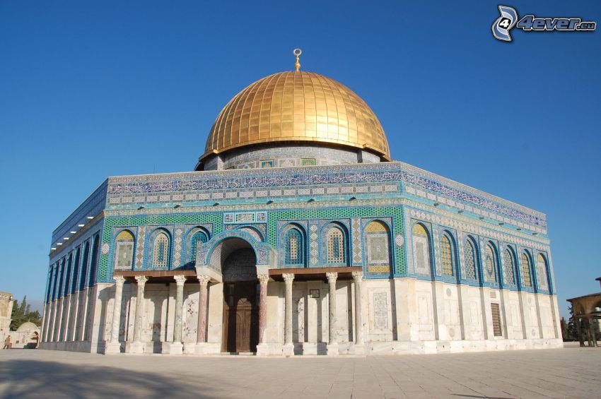 Dome of the Rock, Jerozolima