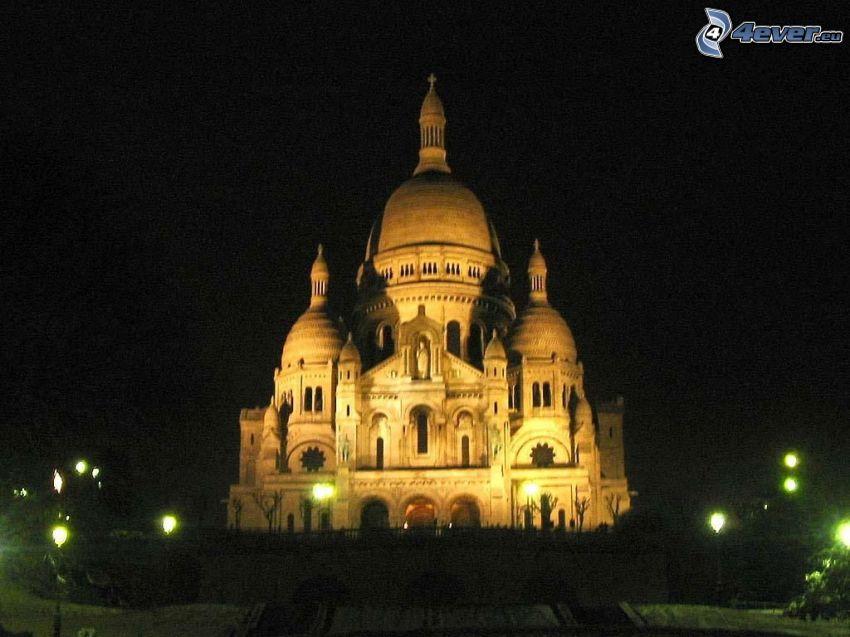 katedra, ciemność