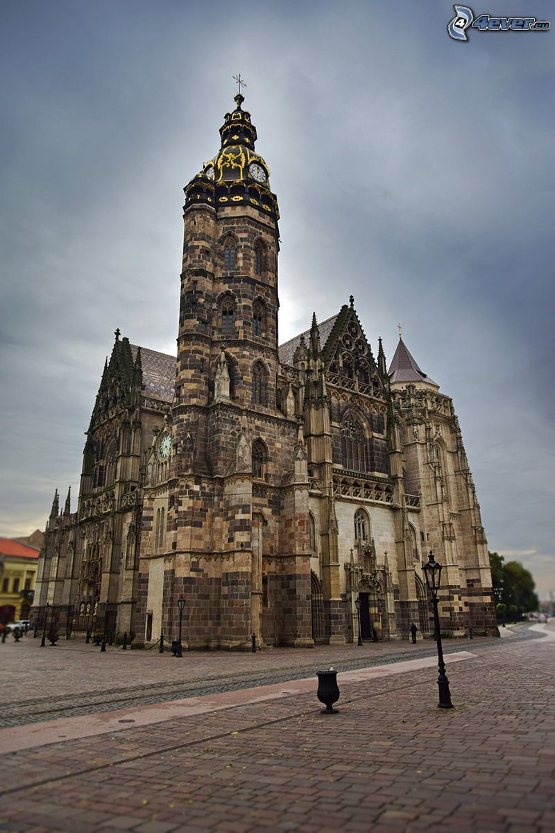 Katedra św.Elżbiety, HDR