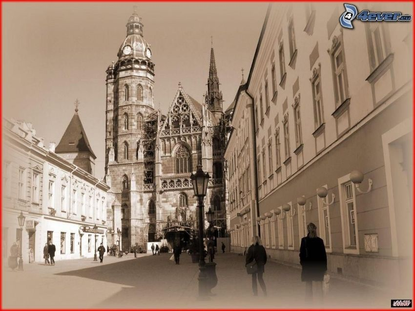 Katedra św.Elżbiety, Košice