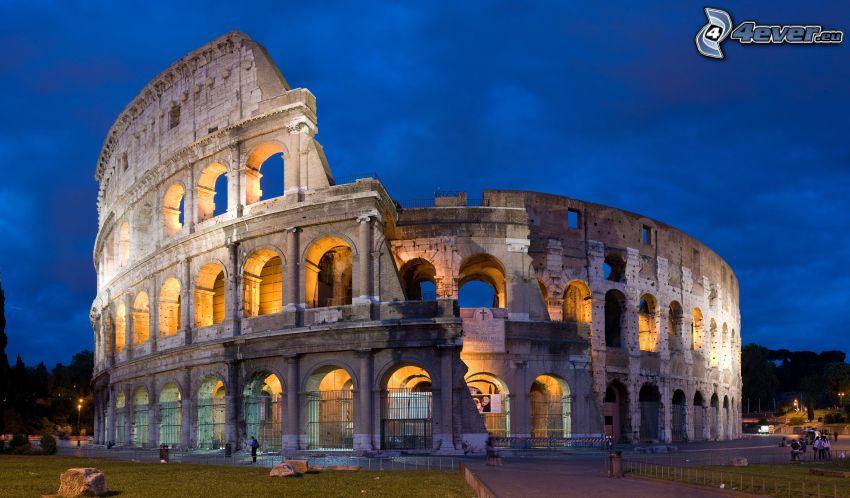 Kolosseum, noc