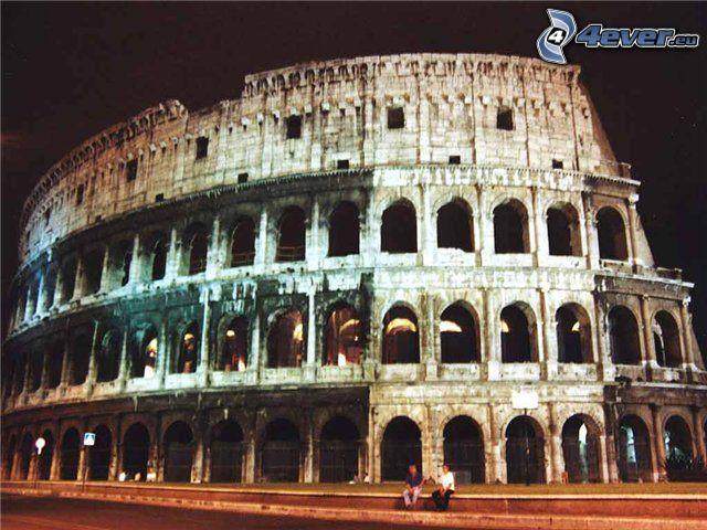 Kolosseum, Rzym