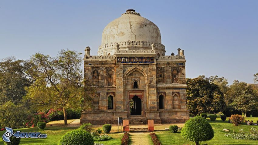 meczet, Indie