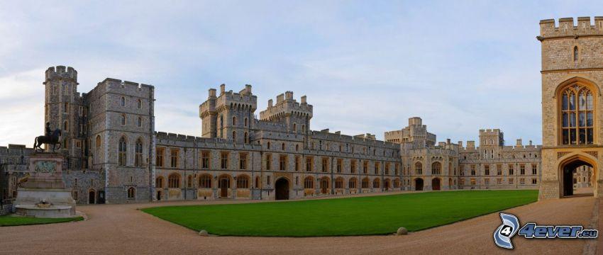 Zamek Windsor, ogród