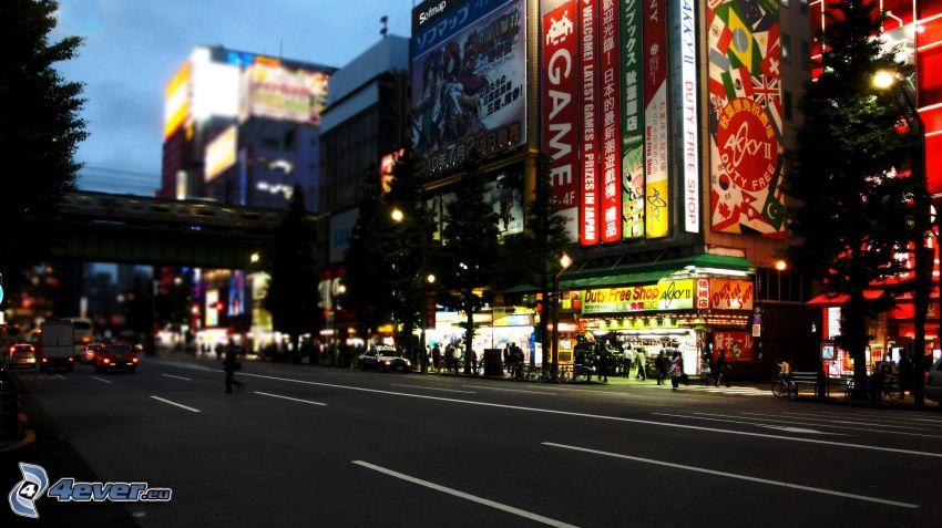 Japonia, ulica