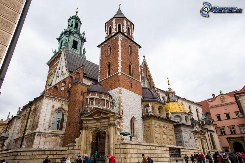 Kraków, wieża