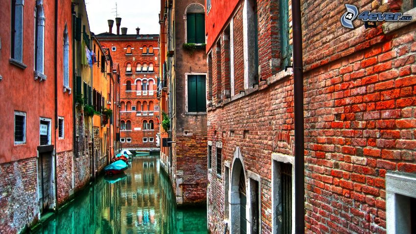 Wenecja, ulica