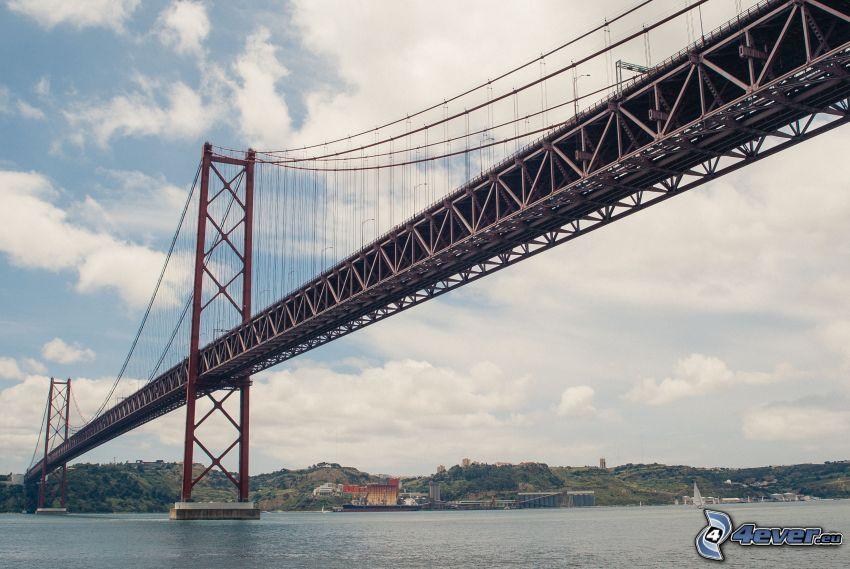 25 de Abril Bridge, Lizbona