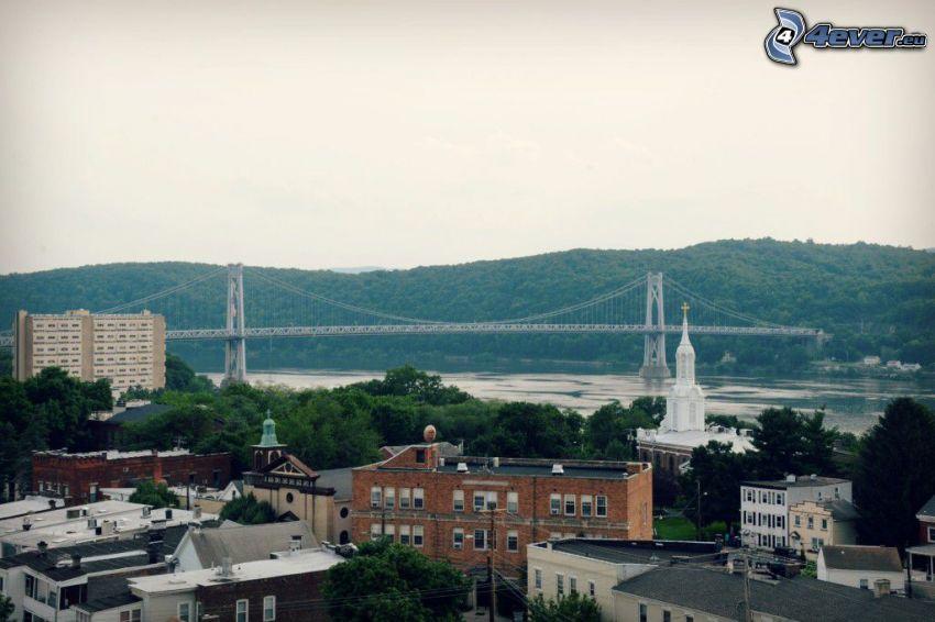 Mid-Hudson Bridge, kościół