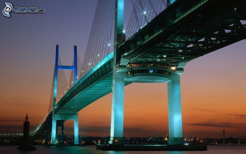 Yokohama Bay Bridge, Yokohama