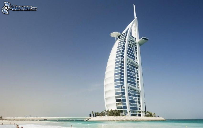 Burj Al Arab, Dubaj, Emiraty Arabskie