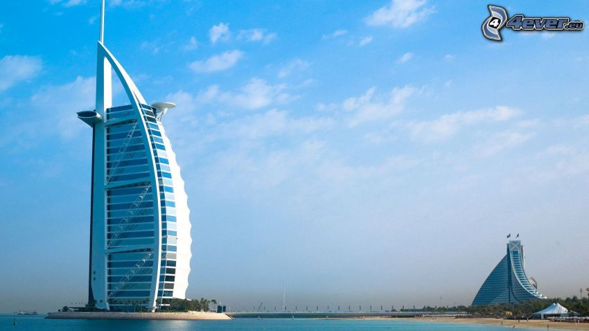 Burj Al Arab, Dubaj