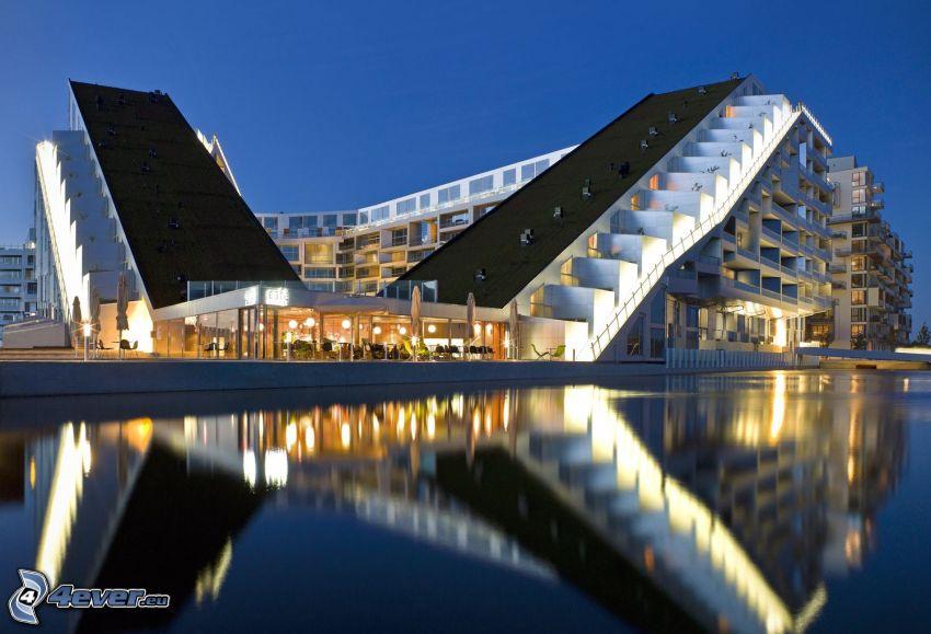 hotel, Kopenhaga