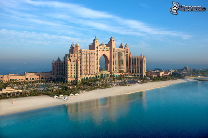 Hotel Atlantis The Palm, The Palm Jumeirah, Dubaj