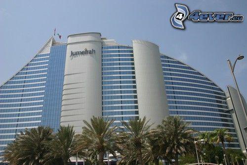 Jumeirah Beach, hotel, Dubaj