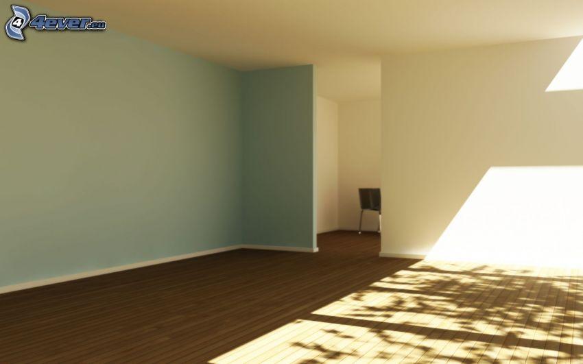 pokój, podłoga