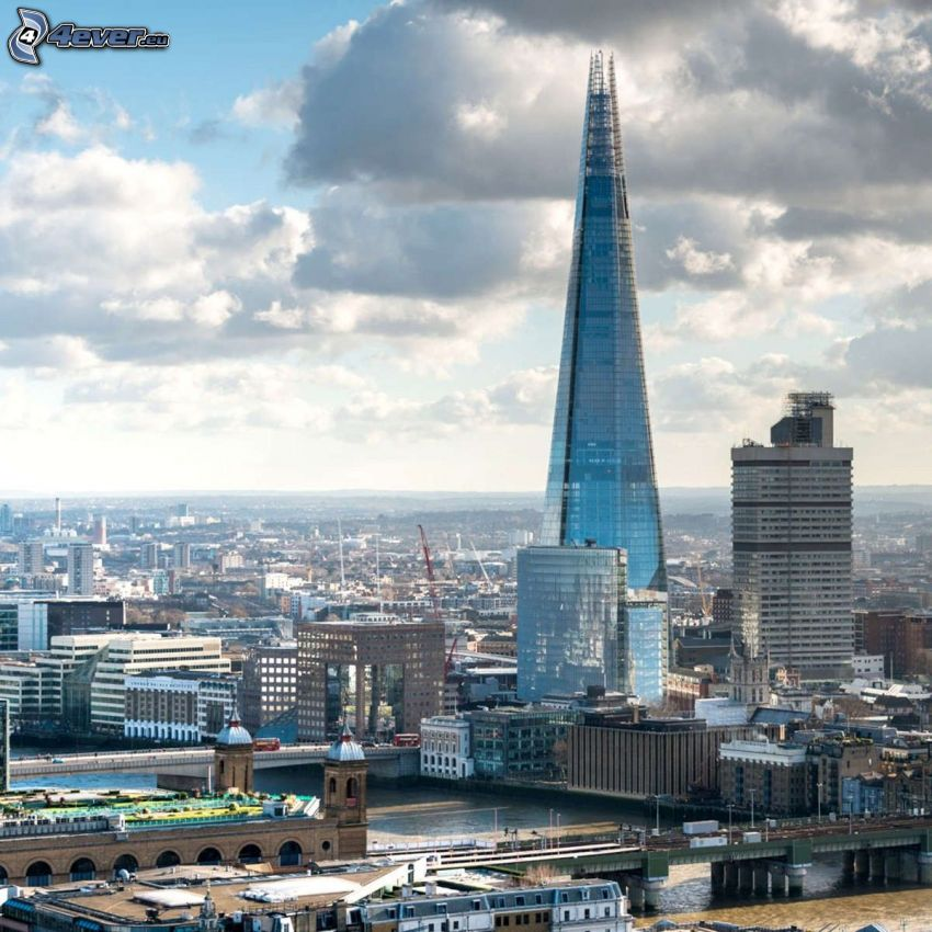 The Shard, Londyn