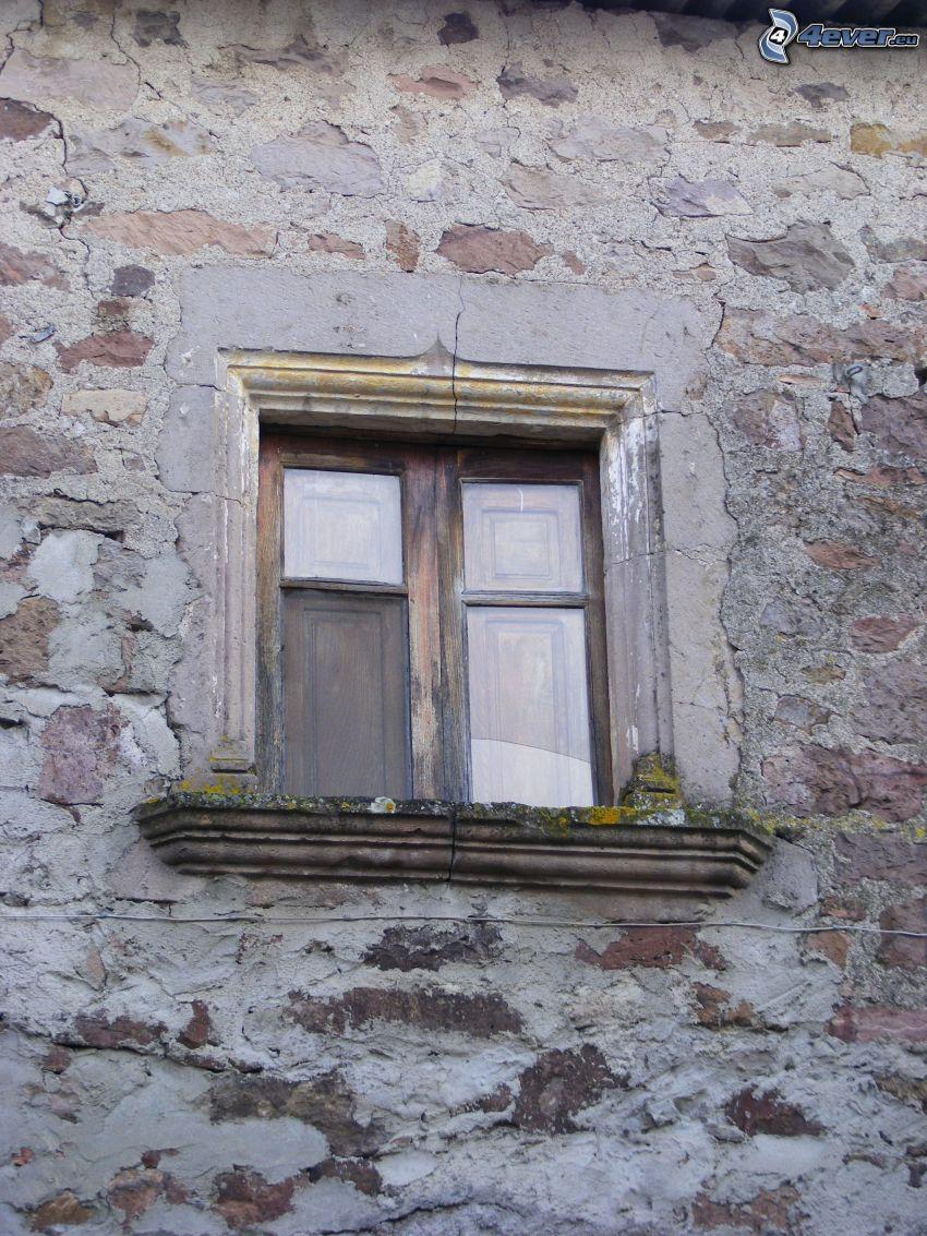 starożytne okno