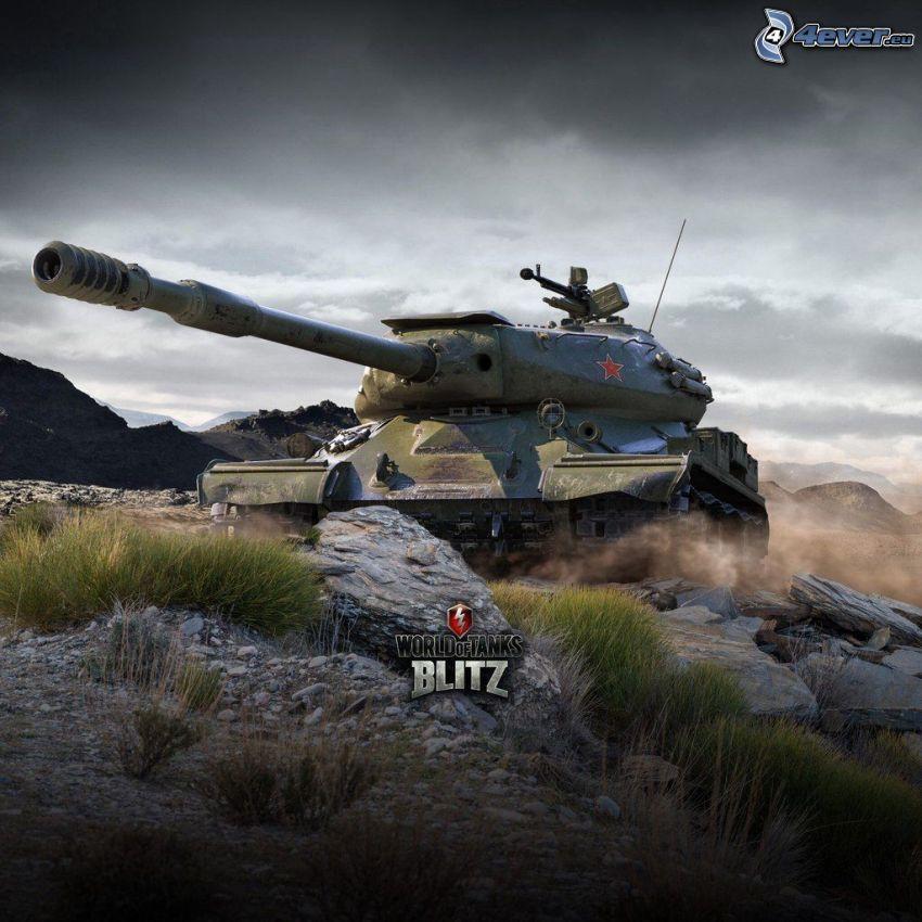 World of Tanks, czołg