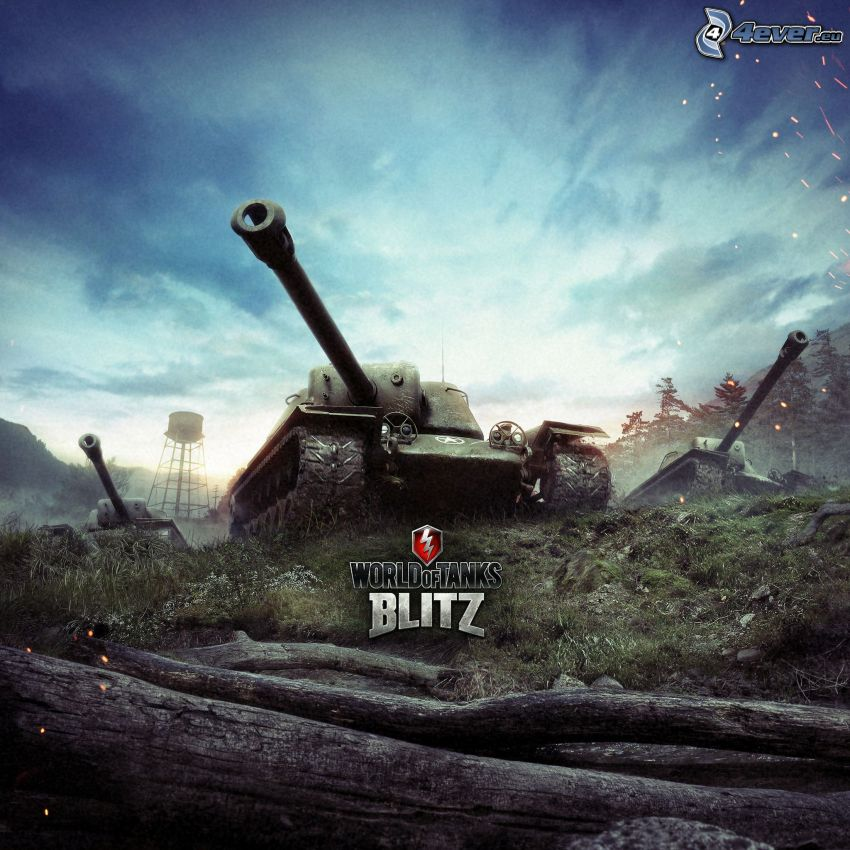 World of Tanks, czołgi