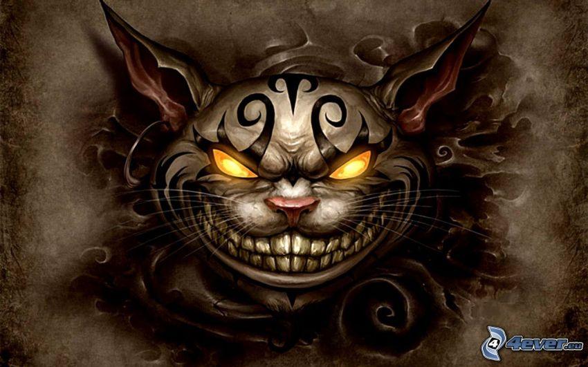 Alice: Madness Returns, kot