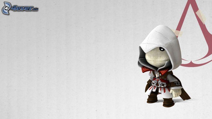 Assassin's Creed, pluszowa zabawka