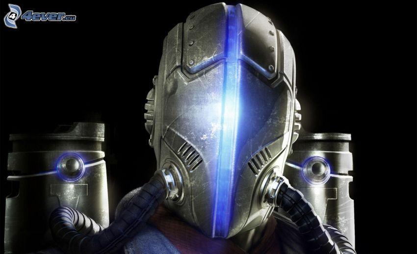 Dark Void, robot