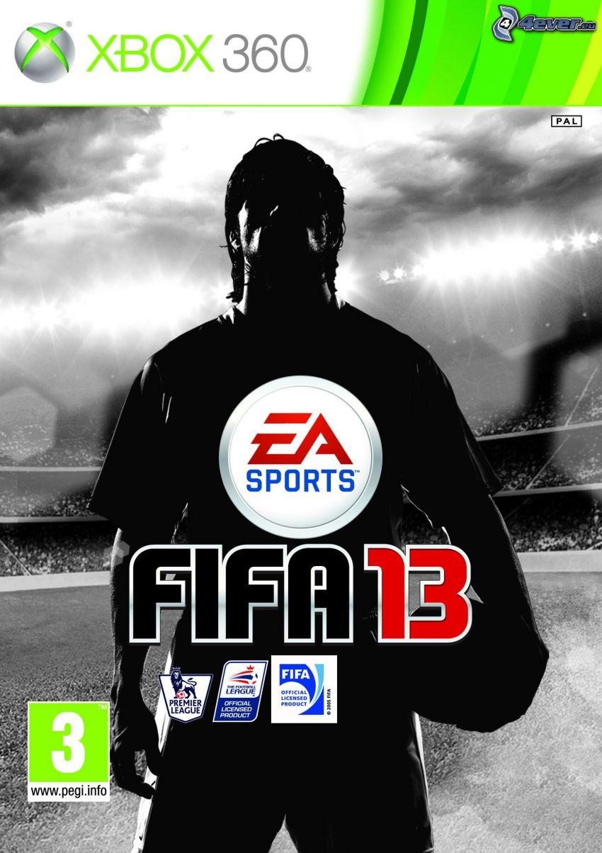 FIFA 13, Xbox 360