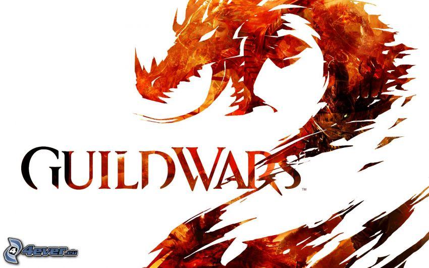 Guild Wars 2, czerwony smok