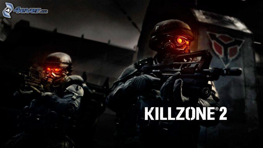 Killzone 2, żołnierze