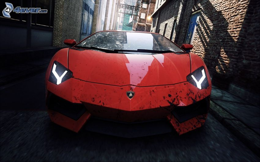 Need For Speed, Lamborghini
