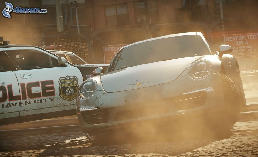 Need For Speed - Most Wanted, Porsche 911