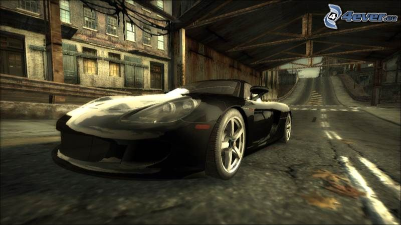 Porsche, Need For Speed - Most Wanted