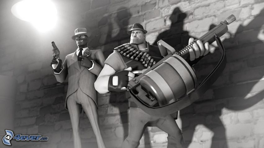 Team Fortress 2, gangster